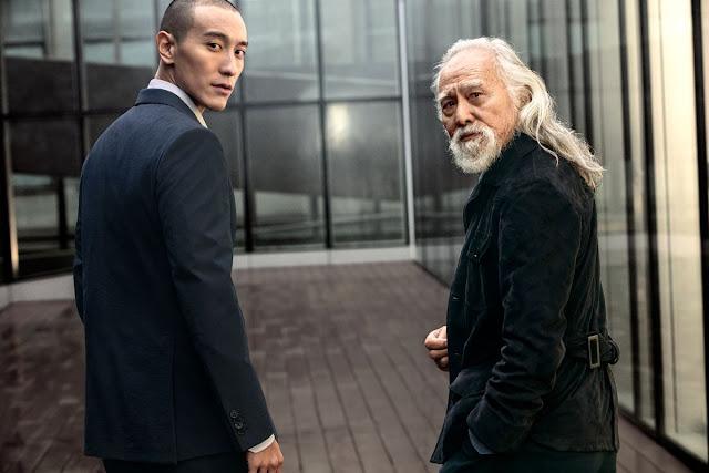 Итальянский бренд мужской одежды   Ermenegildo Zegna: актеры Ван Дешунь и Санни Ванг