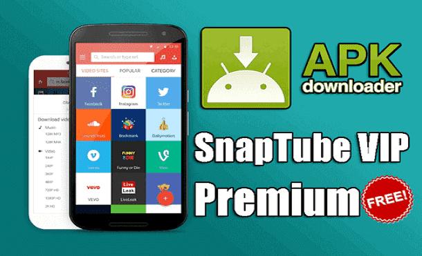 تحميل سناب تيوب برو SnapTube Premium بدون إعلانات - أفضل تطبيق تحميل من اليوتيوب