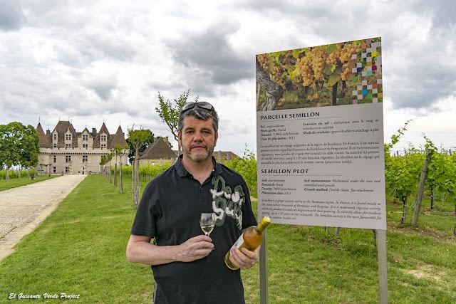 Château de Monbazillac -  Francia por El Guisante Verde Project