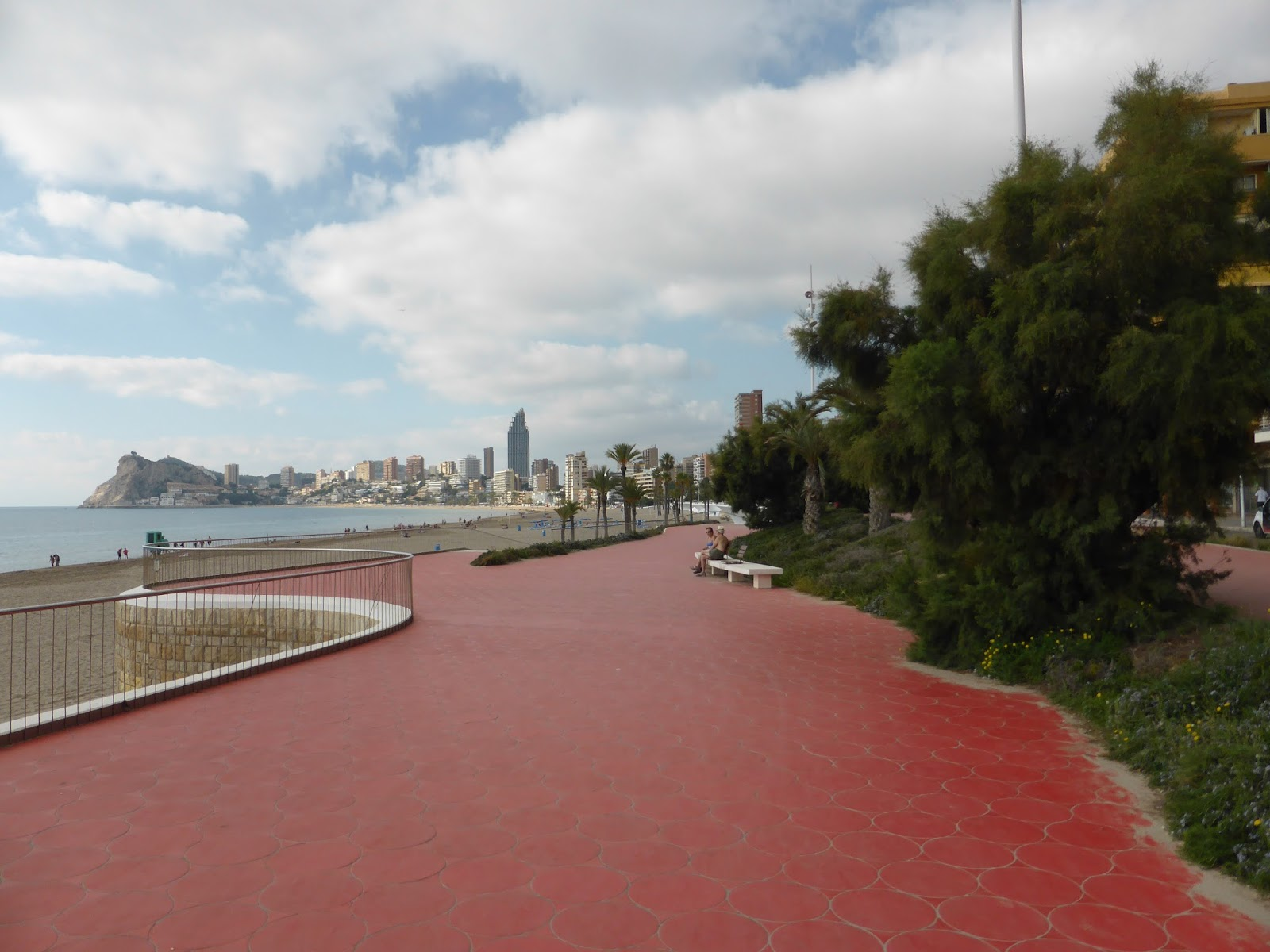 Visit Benidorm A Visit To The Viewpoint Of Gran Hotel Bali