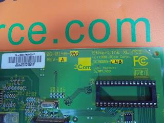 3COM ETHER LINK XL PCI 3C900B-CMB