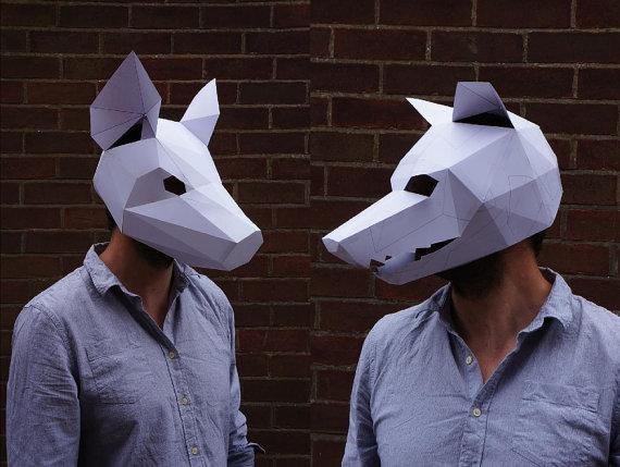 Dog Mask Craft Preschool