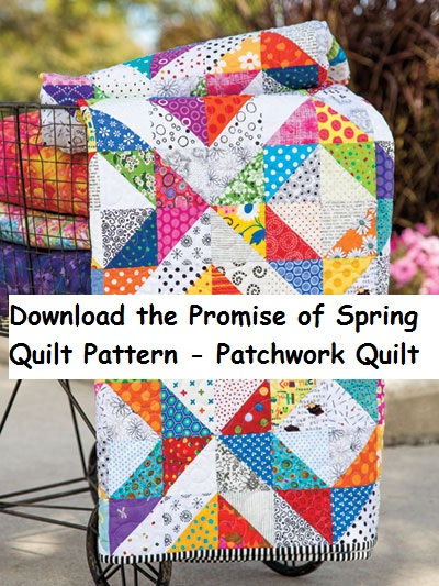 Promise of Springtime Quilt Pattern