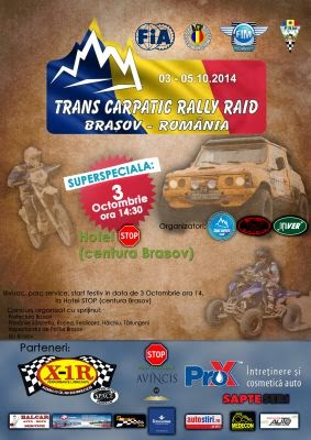 TRANS CARPATIC RALLY-RAID 2014