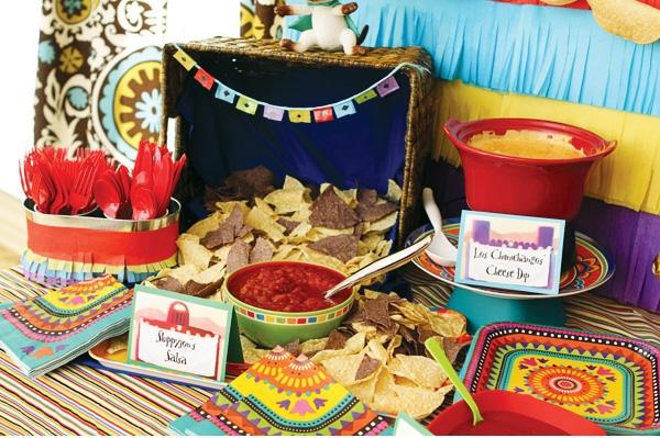 ideias fazer festa mexicana