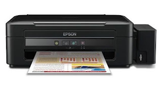 Reset ink level epson l110