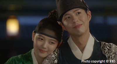 Love in the Moonlight, Moonlight Drawn By Clouds, Kim You Jung, Hong Ra On, Hong Sam Nom, Lee Yeong, Park Bo Gum, best scene, Ep14