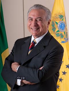Τεκτονας ο νέος Πρόεδρος της Βραζιλιας