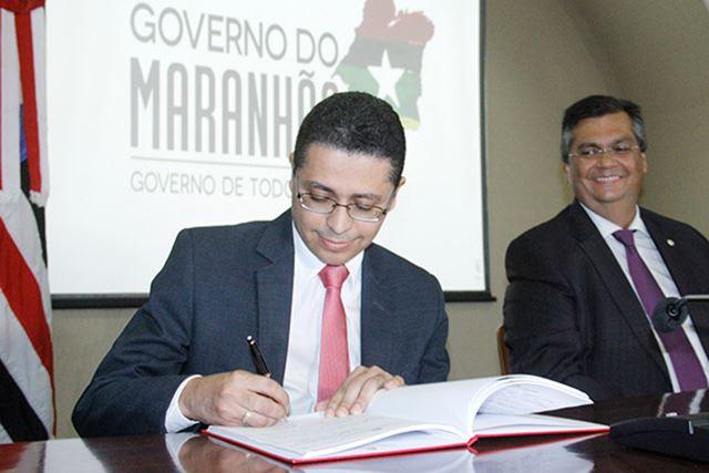 Carlos Lula permanece com a confiança de Flávio Dino