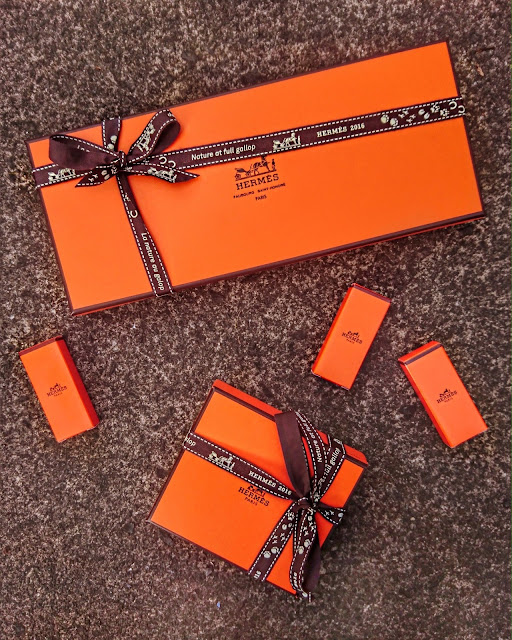 Hermés Haul Boxes