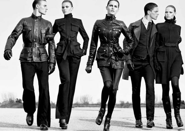 The Fashion Daily Belstaff bought