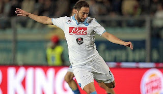 Manchester United set to beat Arsenal for Gonzalo Higuain