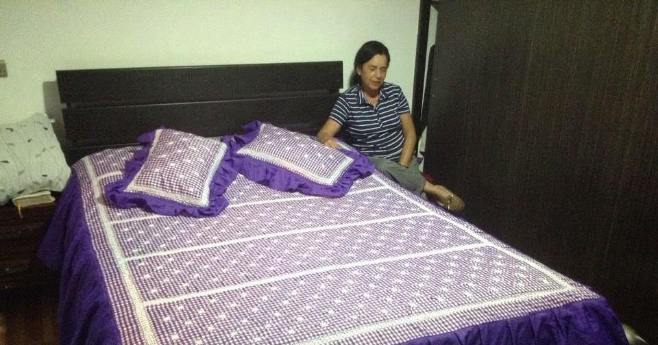 Arte decoraci n manualidad y moda tendidos de cama - Cabecero de cama con fotos ...