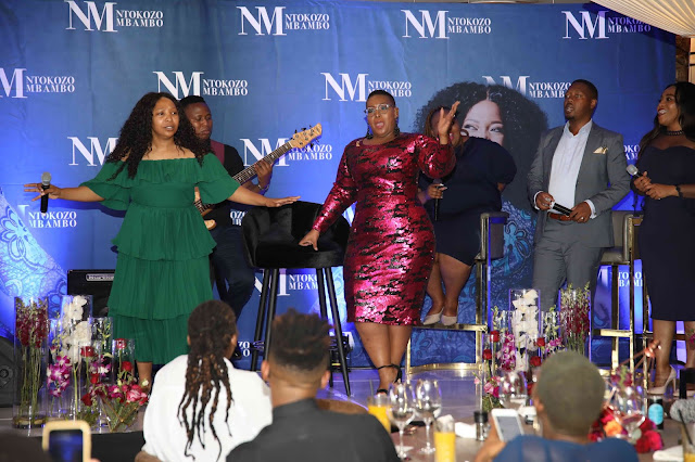 @NtokozoMbambo Releases Surprise #Music Album for her fans #MomentsInTime