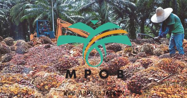 Pemohonan Kursus Penyelia Kilang Sawit 2018 di Malaysian Palm Oil Board (MPOB) - Terbuka 2018