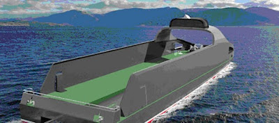 זמן עתיד: ספינות אוטונומיות בדרך לעולם