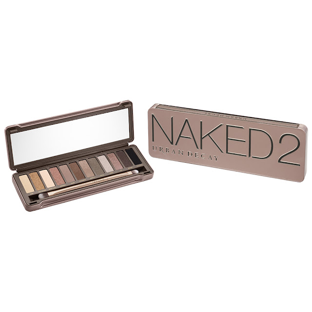 win this NAKED 2 palette