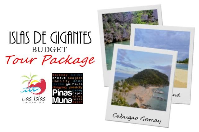 Islas de Gigantes Budget Tour Package