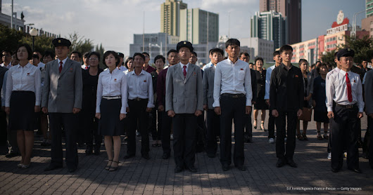 Fashion in North Korea and how small details will make you see things differently - New Fashion Trend