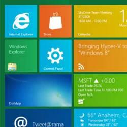 Microsoft Windows 8, Coba Secara Gratis