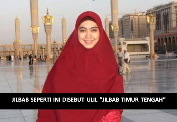 jilbab timur tengah