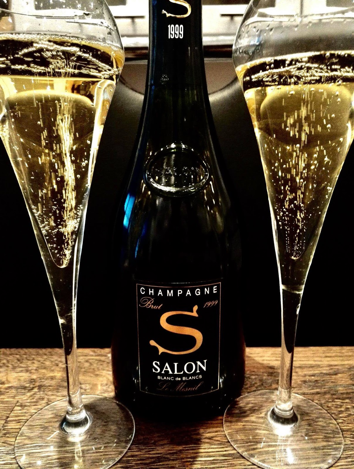 Salon Champagne Your Rookie Partner In Wine Salon 1999