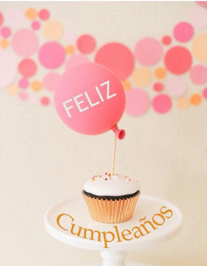 Feliz Cumpleaños Cupcake