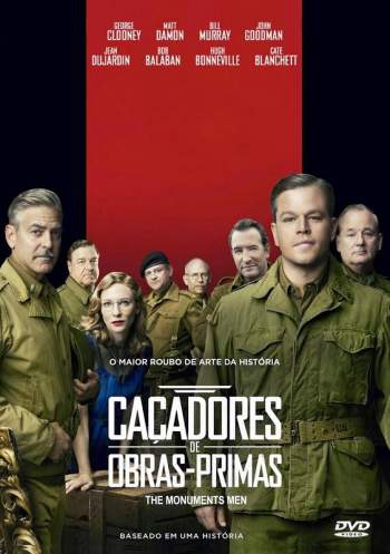 Caçadores de Obras-Primas Torrent - BluRay 720p/1080p Dual Áudio