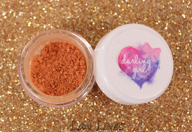 Darling Girl Inner Glow Blush - To Love A Beast Swatches & Review