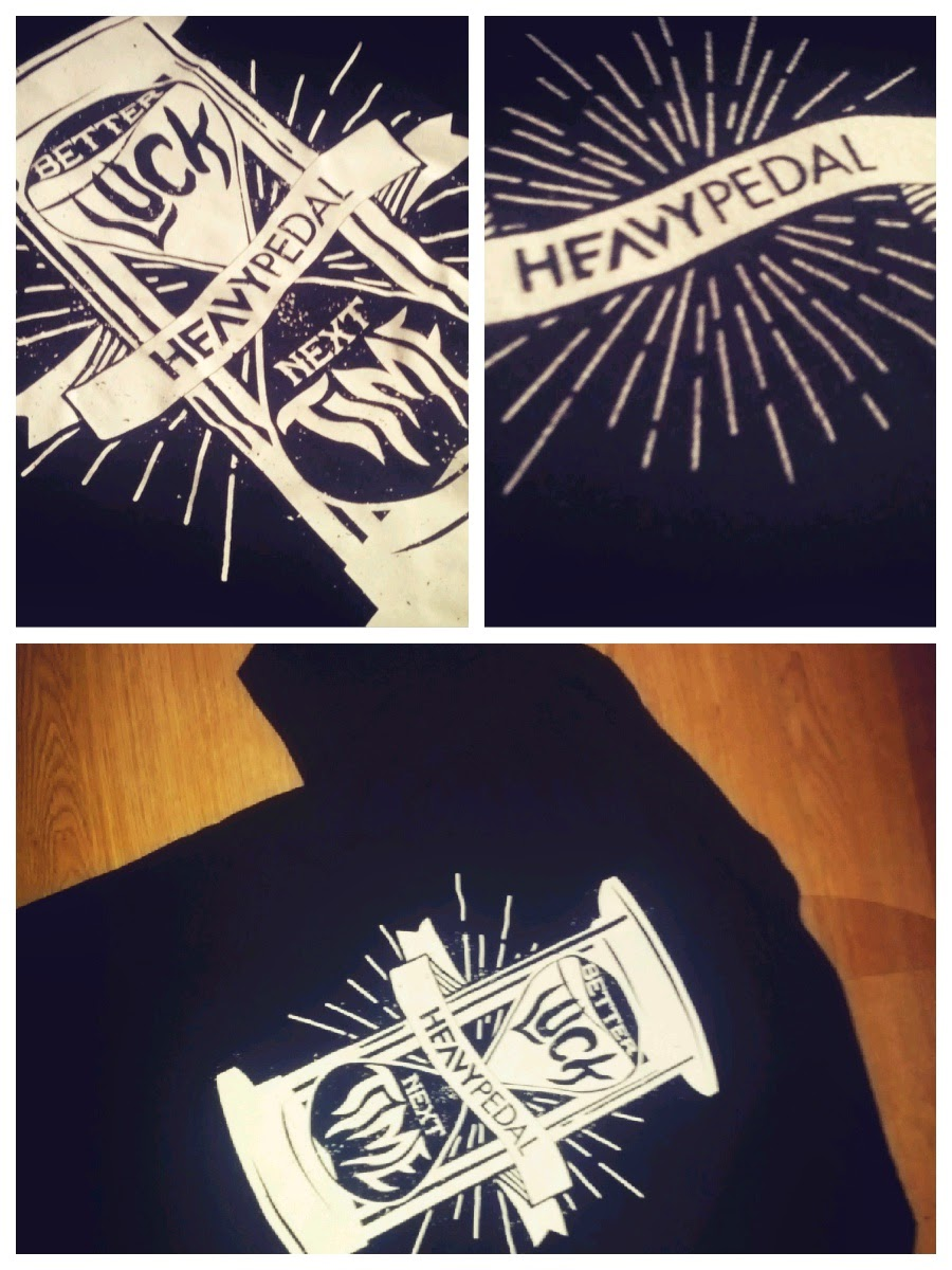 "PRODUCT REVIEW: ""Honesty collection"" tees by Heavy Pedal"