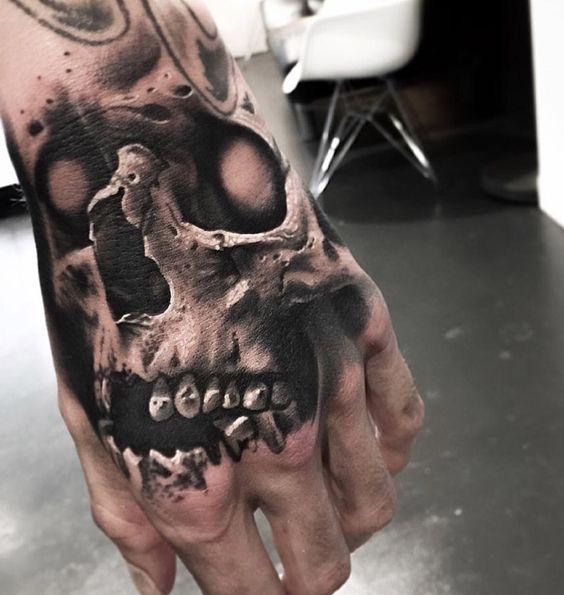 Tatuajes En Las Manos 73 Ideas Perfectas Belagoria La Web De