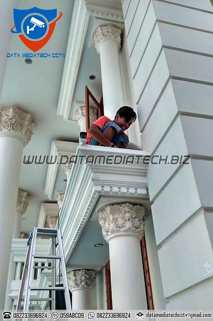 Pemasangan CCTV golquess
