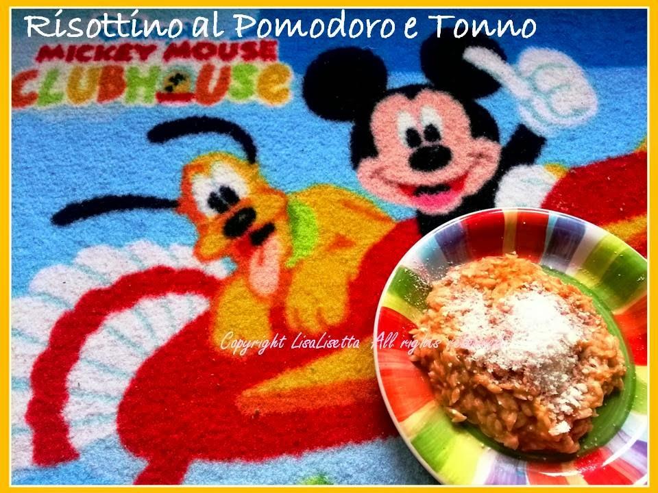 Risotto Pomodoro e Crema di Tonno