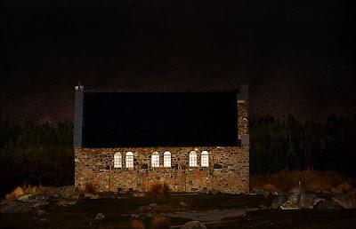 Evening Service by Bernard Spragg NZ