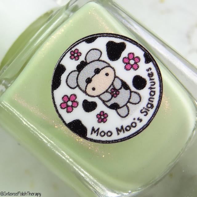 Moo Moo's Signatures - Baby Crocodile