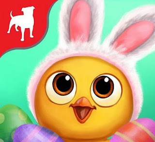 chick in a bunny suit, easter eggs, FarmVille 2: Country Escape