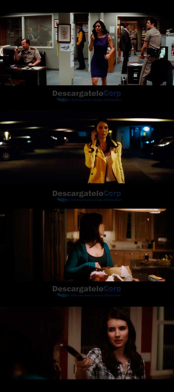 Scream 4 HD 1080p Español Latino