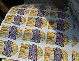Percetakan Stiker Label