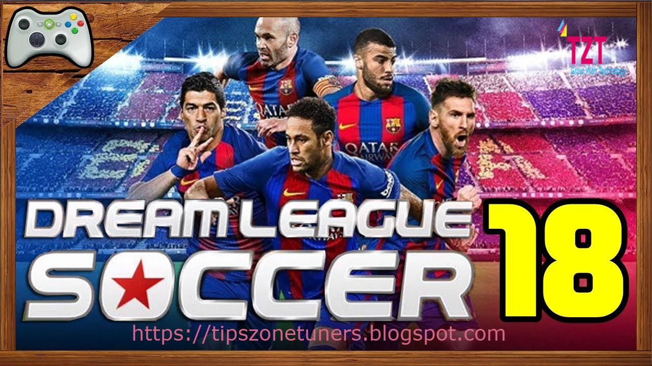 download dream league soccer 17 mod unlimited money