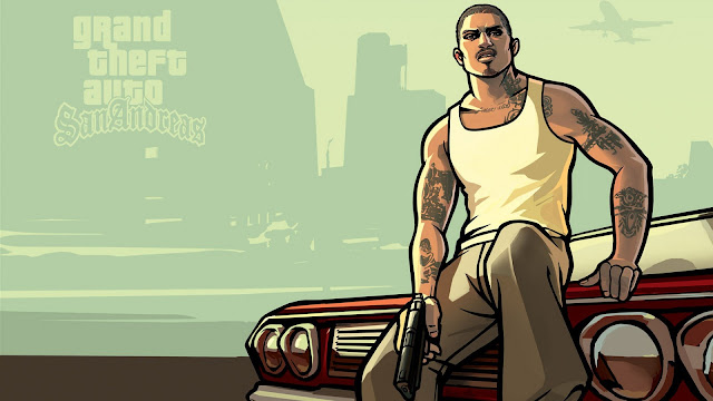Cheat Lengkap GTA San Andreas PC