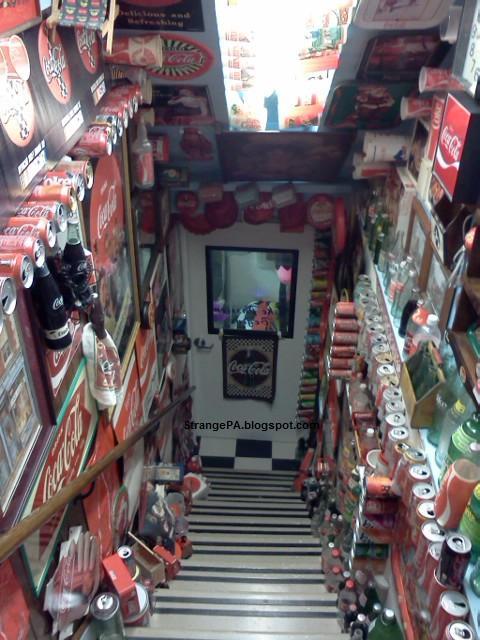 Kids Dune Buggy >> Strange Pennsylvania: Eddie's Toy Museum and Store - Sciota, Pa
