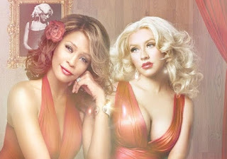 Whitney Houston cancels hologram performance with Christina Aguilera. Details at JasonSantoro.com