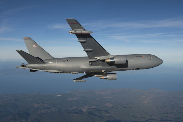 USAF accepts first KC-46A  tanker