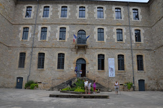 Saint-Antonin-Noble-Val. Convent de Santa Genoveva