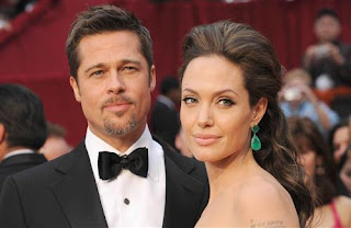Brad pitt and Angelina joilie divorce
