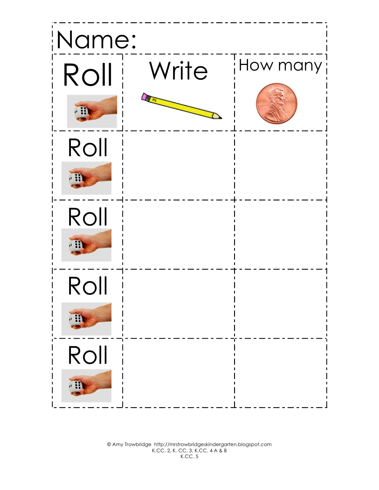 Mrs Trowbridge S Kindergarten Number Sense In Kindergarten