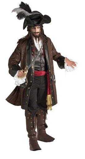 Pirate Halloween Costumes
