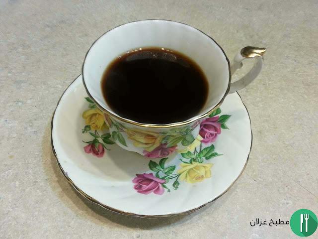 فنجان قهوة مطبخ غزلان