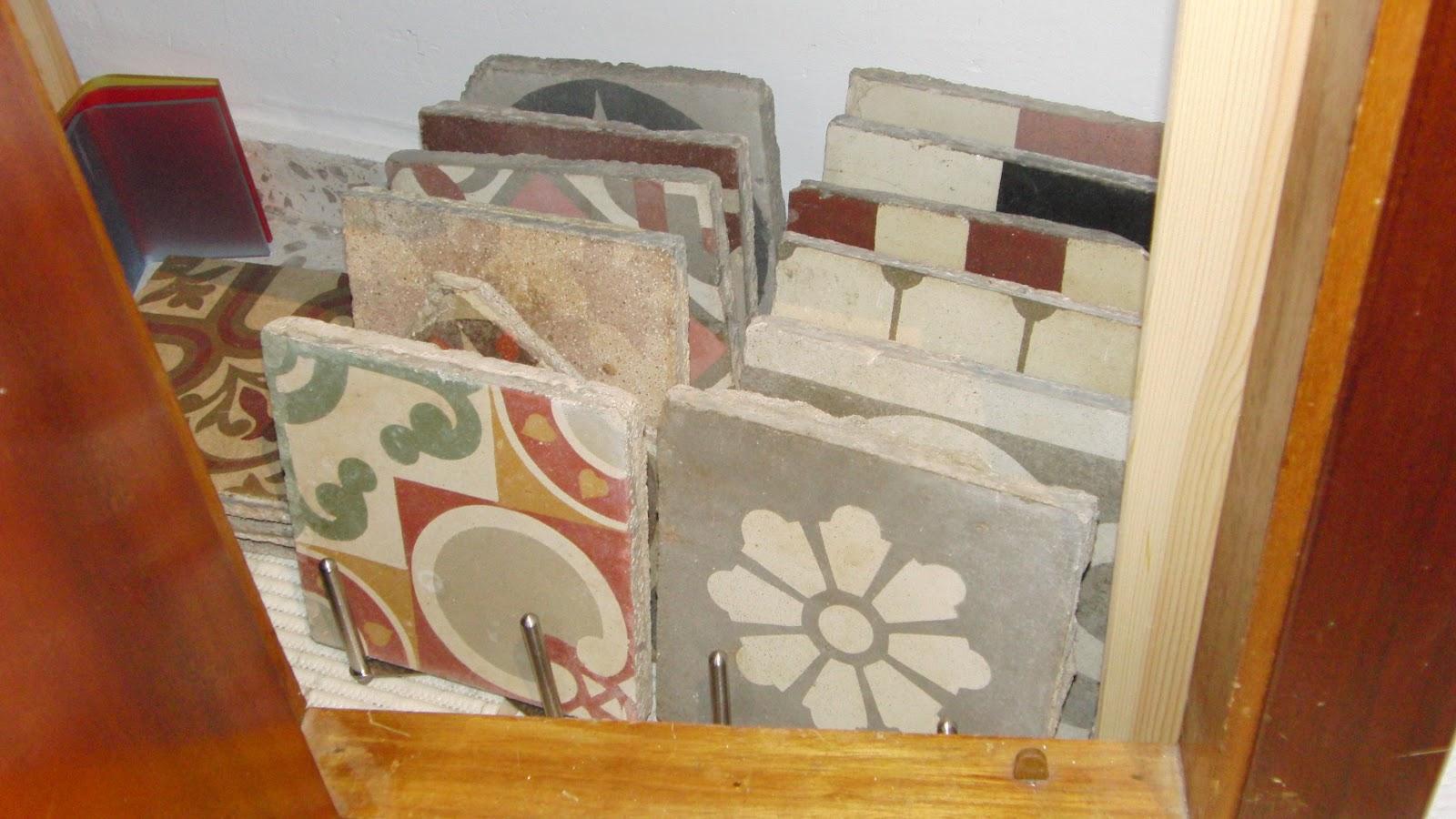 Cement Tiles Zementfliesen Mosaicos Hidr 225 Ulicos