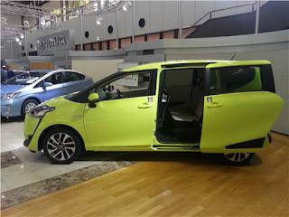 Harga Toyota Sienta 2016 di Surabaya